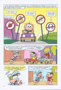 Coleção Saiba Mais com a Turma da Mônica - Sobre o Trânsito (14)