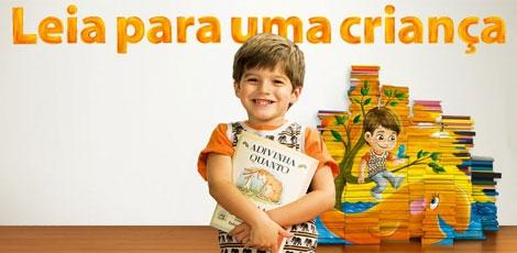 Leia para uma criança - Banco Itaú