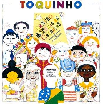 A leitura através de músicas sobre os direitos das crianças